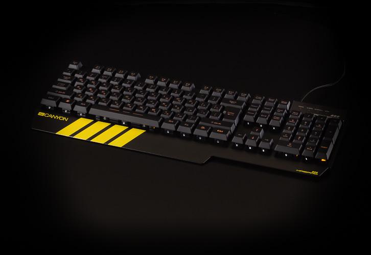 Скачать драйвера для клавиатуры canyon